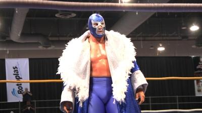Blue Demon_LUCHA MEXICO